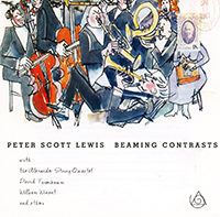 Peter Scott Lewis, Peter Lewis, Peter Lewis, Composer: Beaming Contrasts